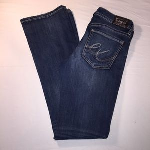 EXPRESS BOOT CUT STELLA LOW RISE SIZE 10L